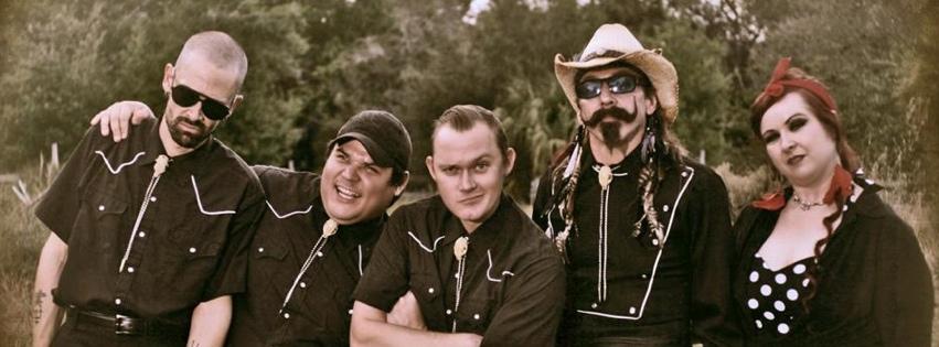 Coon Doggin Outlaws – June 16, 2013 – Red Light Café, Atlanta, GA