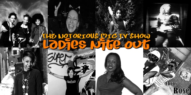 The Notorious M.I.C. TV Show Presents: Ladies Nite Out – March 23, 2013 – Red Light Café, Atlanta, GA