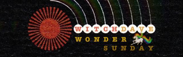 Witch Dave's Wonder Sunday – February 17, 2013 – Red Light Café, Atlanta, GA