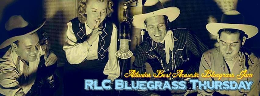 Atlanta's Best Acoustic Bluegrass Jam – January 24, 2013 – Red Light Café, Atlanta, GA
