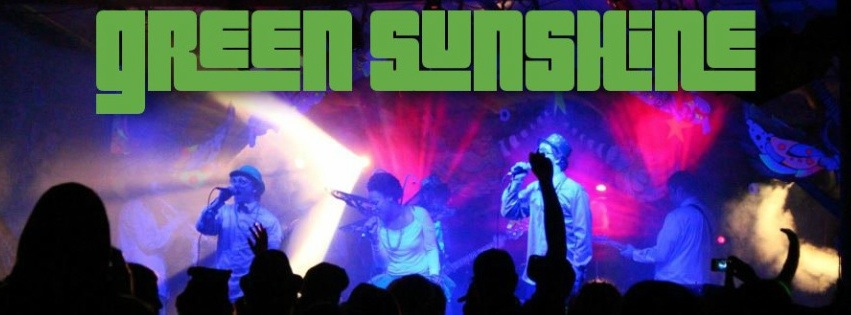 Green Sunshine – May 31, 2013 – Red Light Café, Atlanta, GA