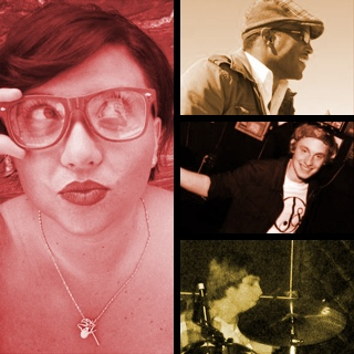 Lauren Jones & the Current – May 31, 2013 – Red Light Café, Atlanta, GA