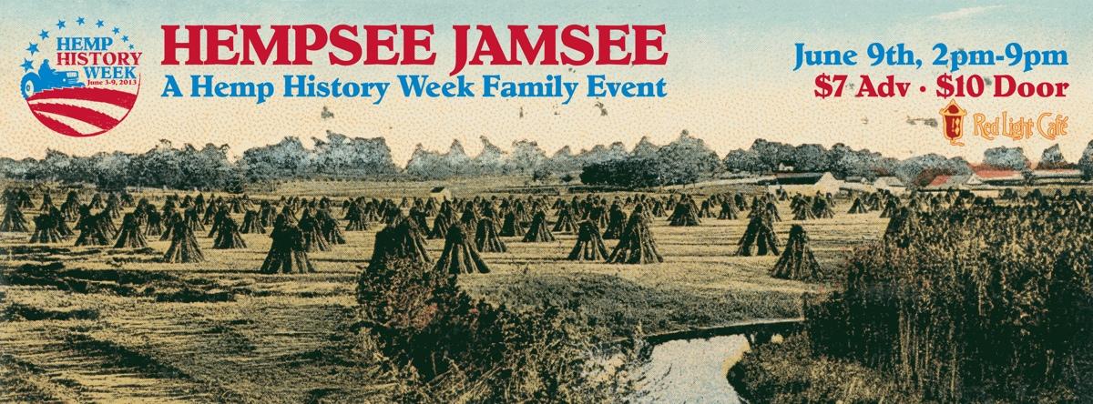 Hempsee Jamsee – June 9, 2013 – Red Light Café, Atlanta, GA