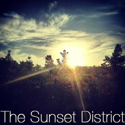 The Sunset District – September 27, 2013 – Red Light Café, Atlanta, GA