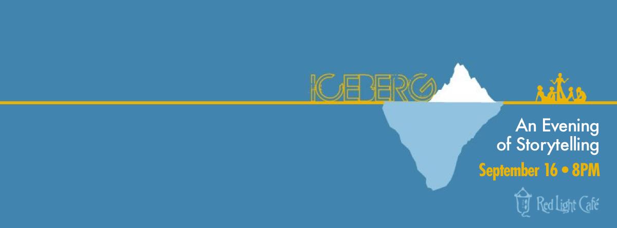 The Iceberg — September 16, 2013 — Red Light Café, Atlanta, GA