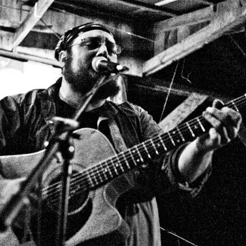 Scott Warren — October 5, 2013 — Red Light Café, Atlanta, GA