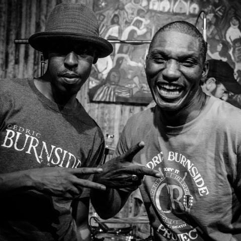 Cedric Burnside Project — October 31, 2013 — Red Light Café, Atlanta, GA
