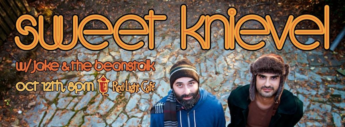 Sweet Knievel — October 12, 2013 — Red Light Café, Atlanta, GA