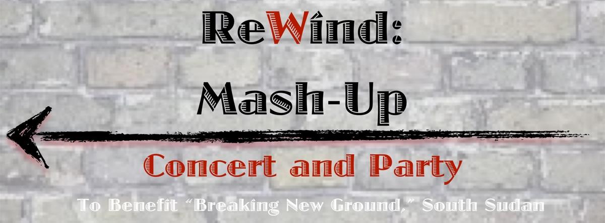 ReWind: MashUp — October 18, 2013 — Red Light Café, Atlanta, GA