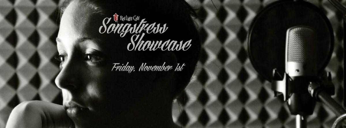 Songstress Showcase — November 1, 2013 — Red Light Café, Atlanta, GA