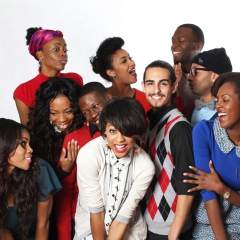 """Dream """"The Urban Musical"""" — December 17, 2013 — Red Light Café, Atlanta, GA"""