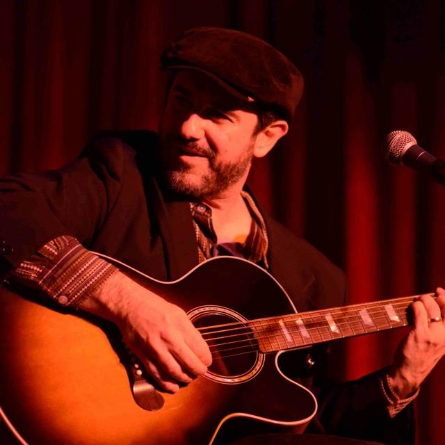 Jon Shain — February 7, 2014 — Red Light Café, Atlanta, GA