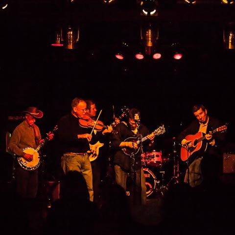 Porch Bottom Boys — February 28, 2014 — Red Light Café, Atlanta, GA