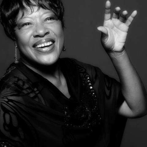 Francine Reed — March 2, 2014 — Red Light Café, Atlanta, GA
