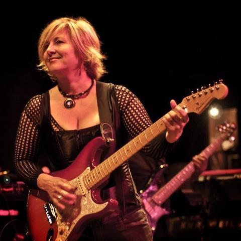 Diane Durrett — March 15, 2014 — Red Light Café, Atlanta, GA