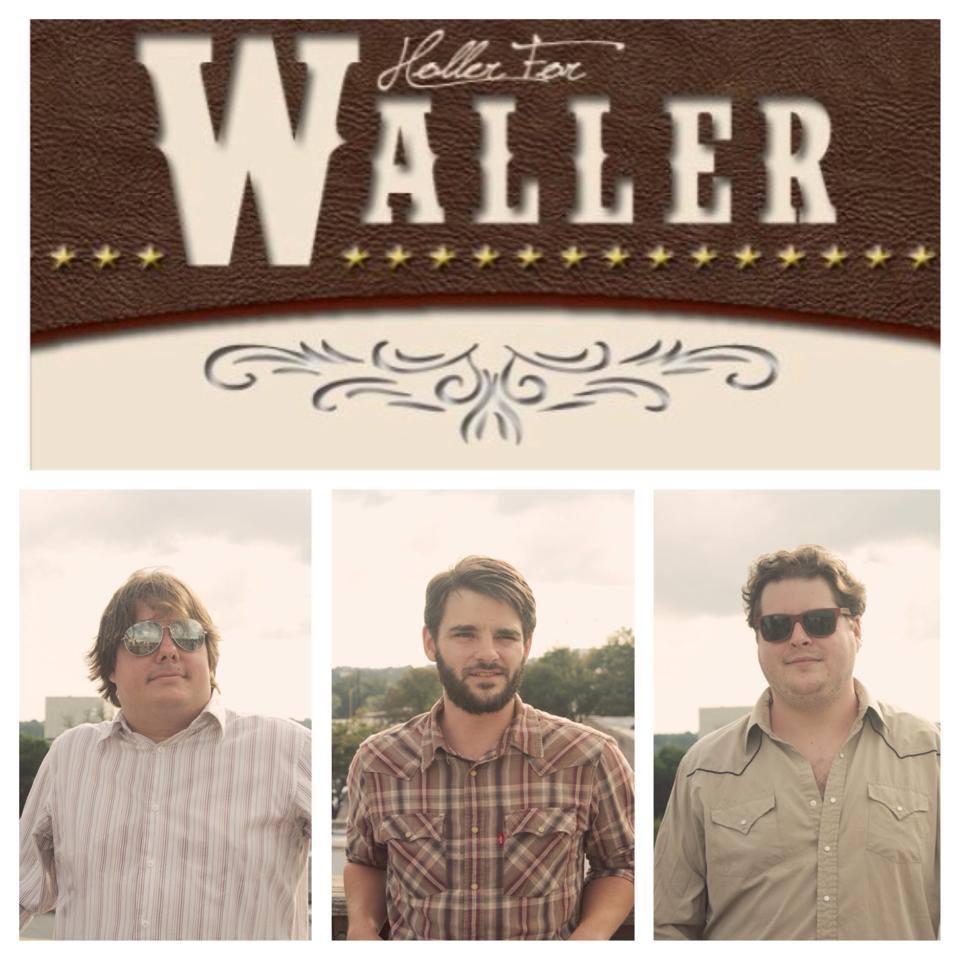 WALLER — April 24, 2014 — Red Light Café, Atlanta, GA