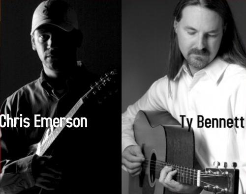 Chris Emerson & Ty Bennett — April 17, 2014 — Red Light Café, Atlanta, GA