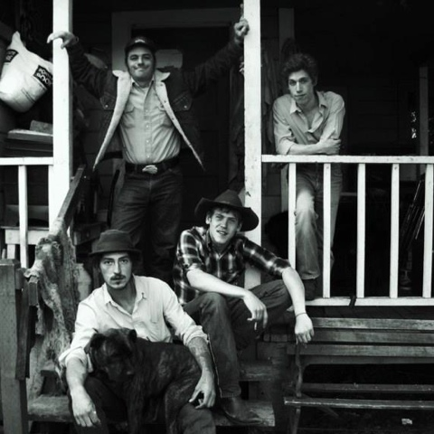 Pat Reedy & The Longtime Goners — May 29, 2014 — Red Light Café, Atlanta, GA