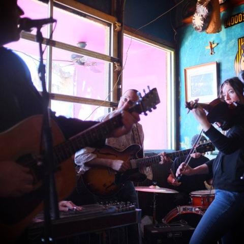 Interstate — May 17, 2014 — Red Light Café, Atlanta, GA