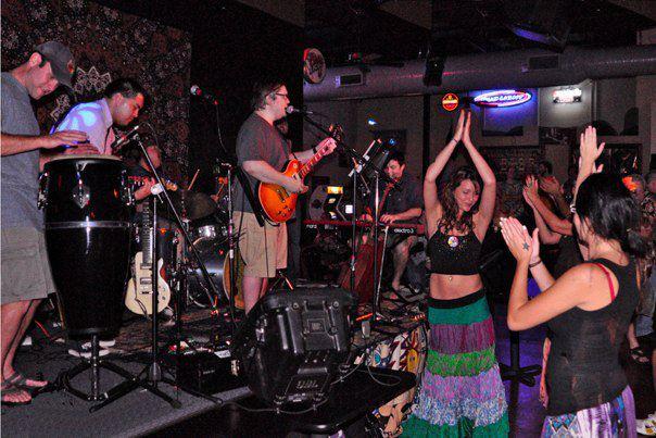 Escape Vehicle — May 30, 2014 — Red Light Café, Atlanta, GA