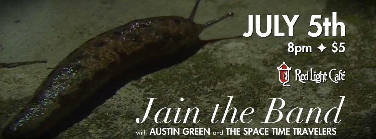 Jain the Band w/ Austin Green + The Space Time Travelers — July 5, 2014 — Red Light Café, Atlanta, GA