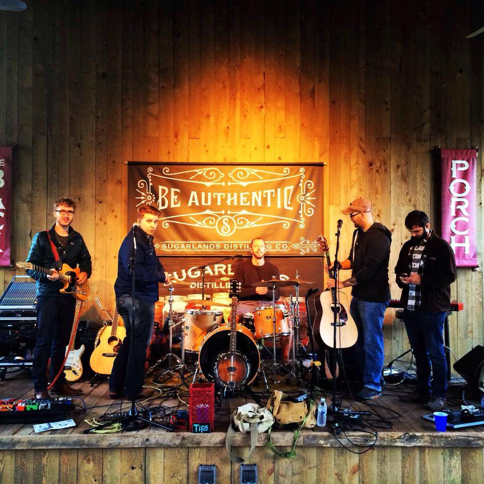 Folk Soul Revival — September 6, 2014 — Red Light Café, Atlanta, GA