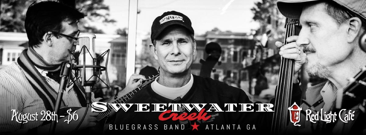 Sweetwater Creek Bluegrass Band— August 28, 2014 — Red Light Café, Atlanta, GA