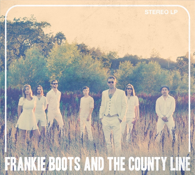 Frankie Boots & The County Line— August 31, 2014 — Red Light Café, Atlanta, GA