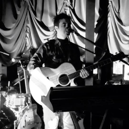 Michael Blair — September 4, 2014 — Red Light Café, Atlanta, GA