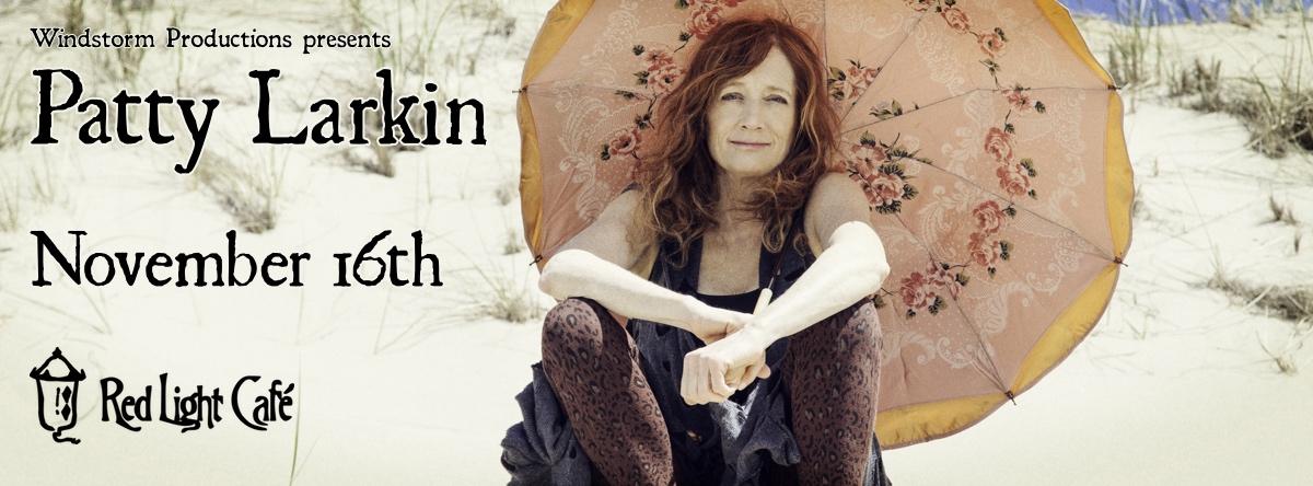 Patty Larkin — November 16, 2014 — Red Light Café, Atlanta, GA