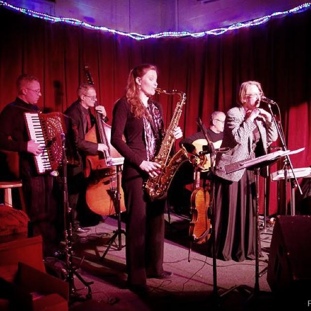 The Bonaventure Quartet — September 26, 2014 — Red Light Café, Atlanta, GA