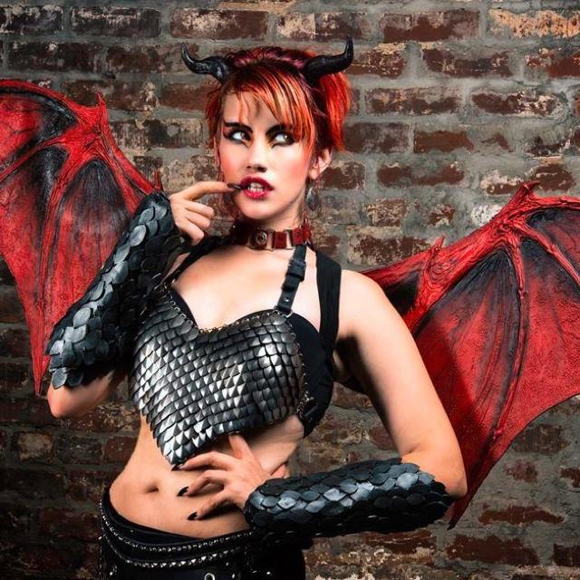 Foxy Roulette — October 24, 2014 — Red Light Café, Atlanta, GA