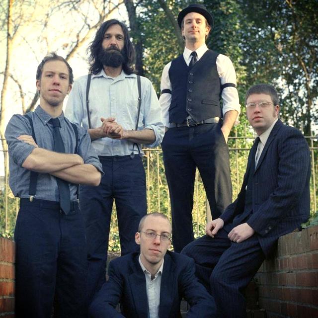 The Darnell Boys — October 9, 2014 — Red Light Café, Atlanta, GA