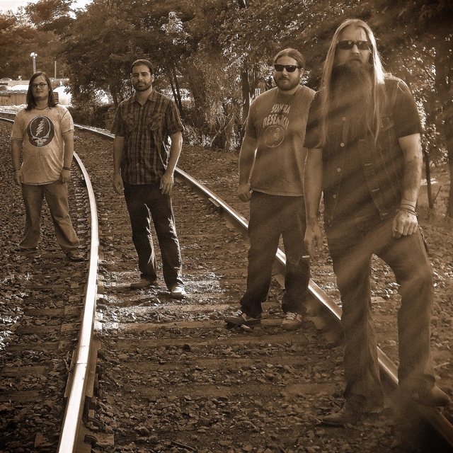 Reverend Hylton & The Devil's Hands — October 23, 2014 — Red Light Café, Atlanta, GA