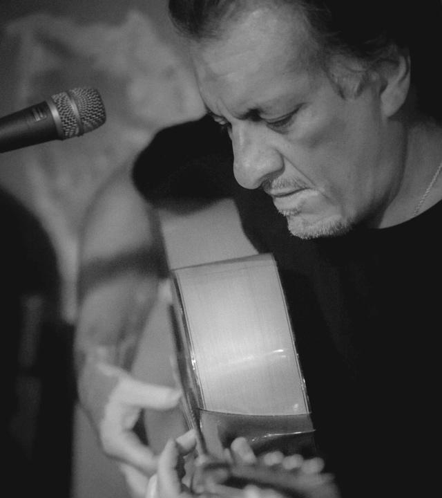 Cristian Puig — December 7, 2014 — Red Light Café, Atlanta, GA