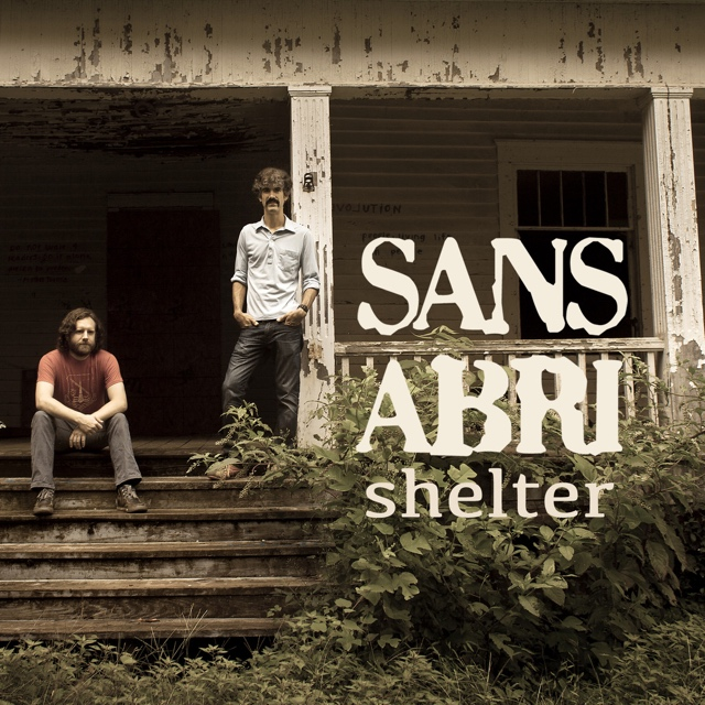 Sans Abri — October 31, 2014 — Red Light Café, Atlanta, GA