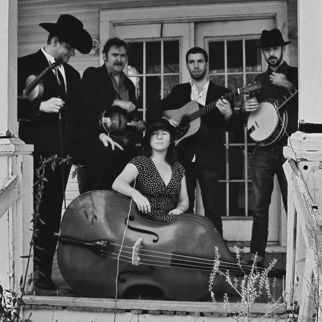 Johnny Campbell & The Bluegrass Drifters — December 11, 2014 — Red Light Café, Atlanta, GA