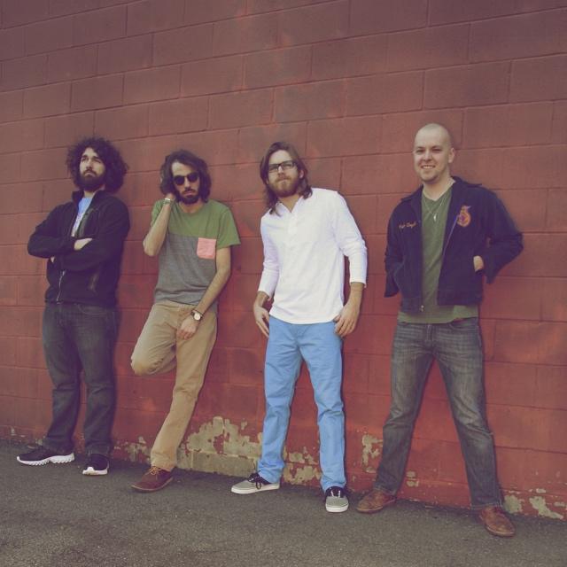Time Sawyer — December 18, 2014 — Red Light Café, Atlanta, GA
