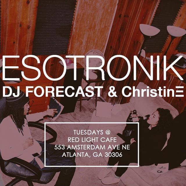 ESOTRONIK — February 24, 2015 — Red Light Café, Atlanta, GA