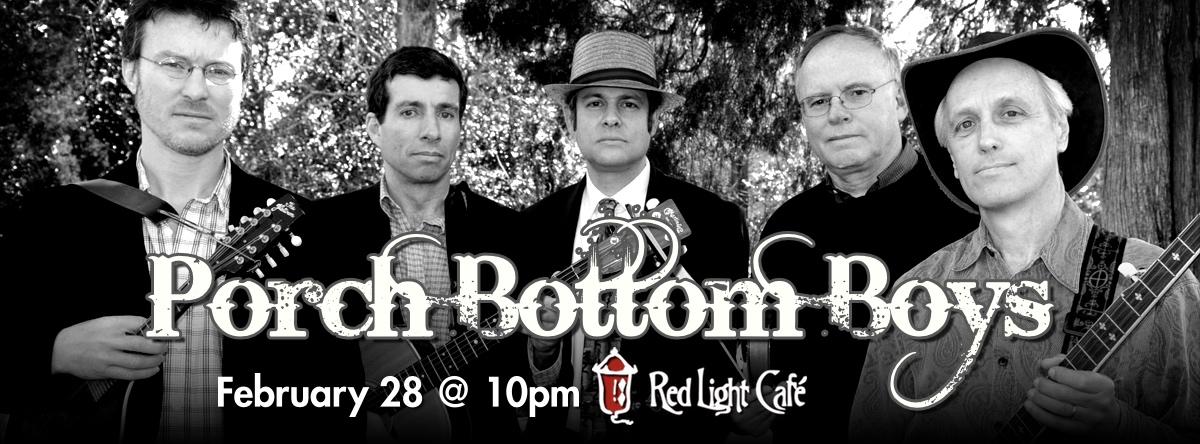Porch Bottom Boys — February 28, 2015 — Red Light Café, Atlanta, GA