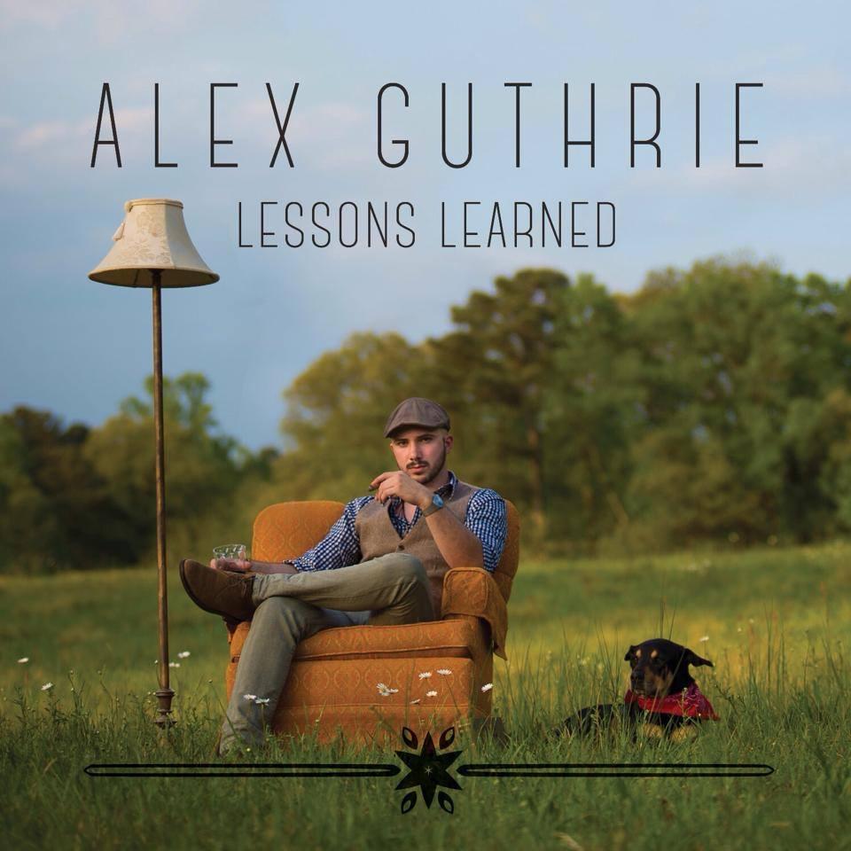 Alex Guthrie Band — March 21, 2015 — Red Light Café, Atlanta, GA