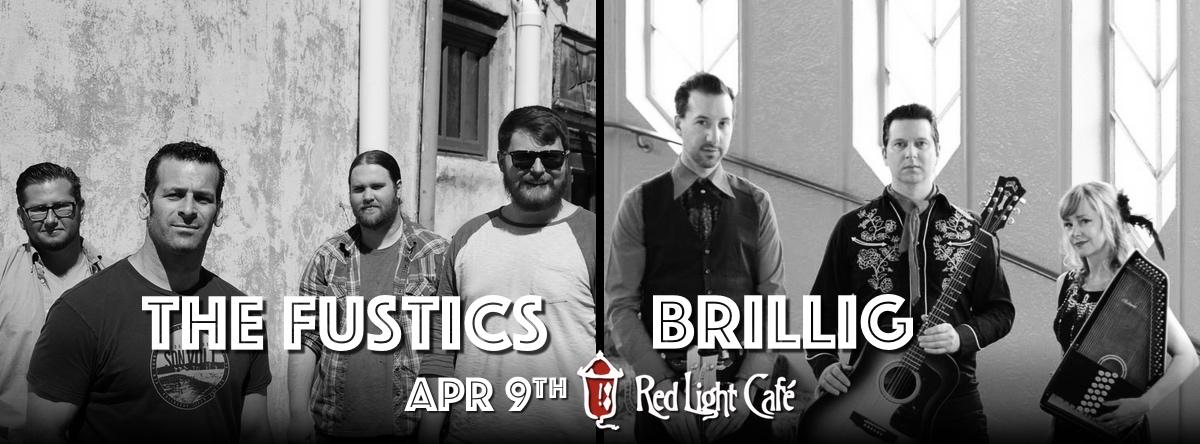 The Fustics + Brillig — April 9, 2015 — Red Light Café, Atlanta, GA