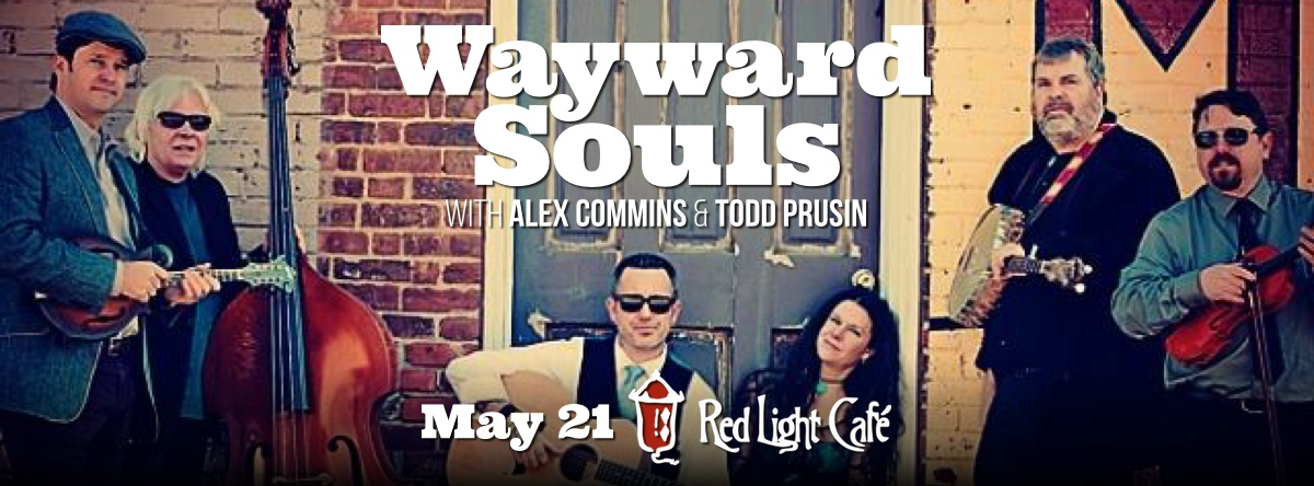 Wayward Souls w/ Alex & Todd — May 21, 2015 — Red Light Café, Atlanta, GA