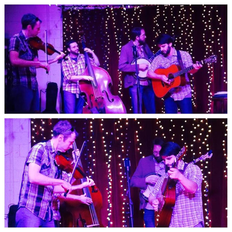 Georgia Mountain String Band — May 14, 2015 — Red Light Café, Atlanta, GA