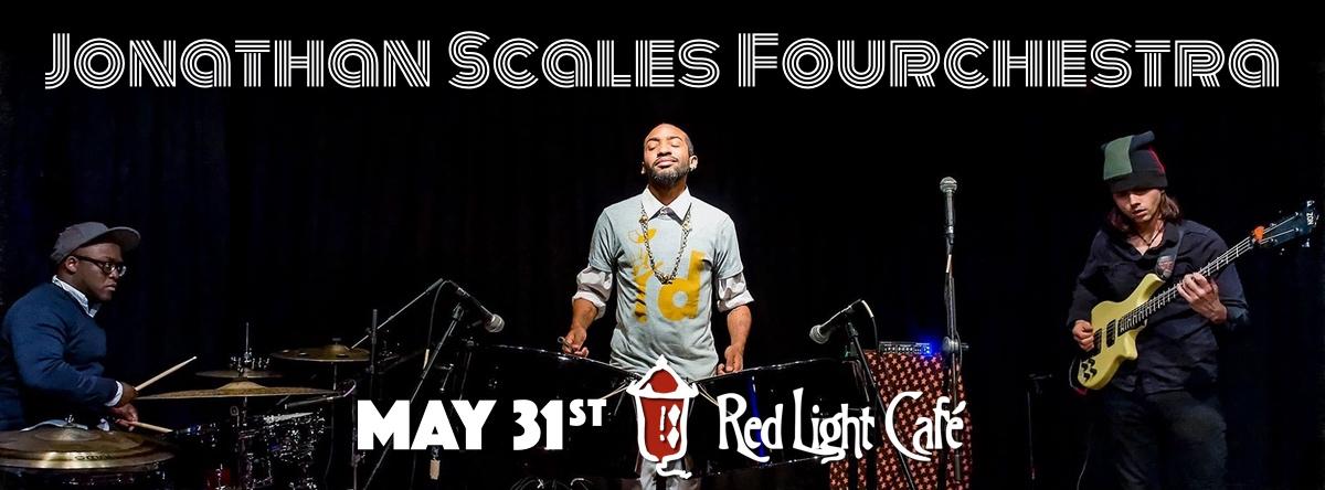 Jonathan Scales Fourchestra — May 31, 2015 — Red Light Café, Atlanta, GA