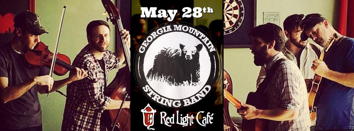 Georgia Mountain String Band & Friends — May 28, 2015 — Red Light Café, Atlanta, GA