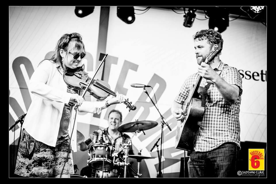Jon Stickley Trio — July 16, 2015 — Red Light Café, Atlanta, GA