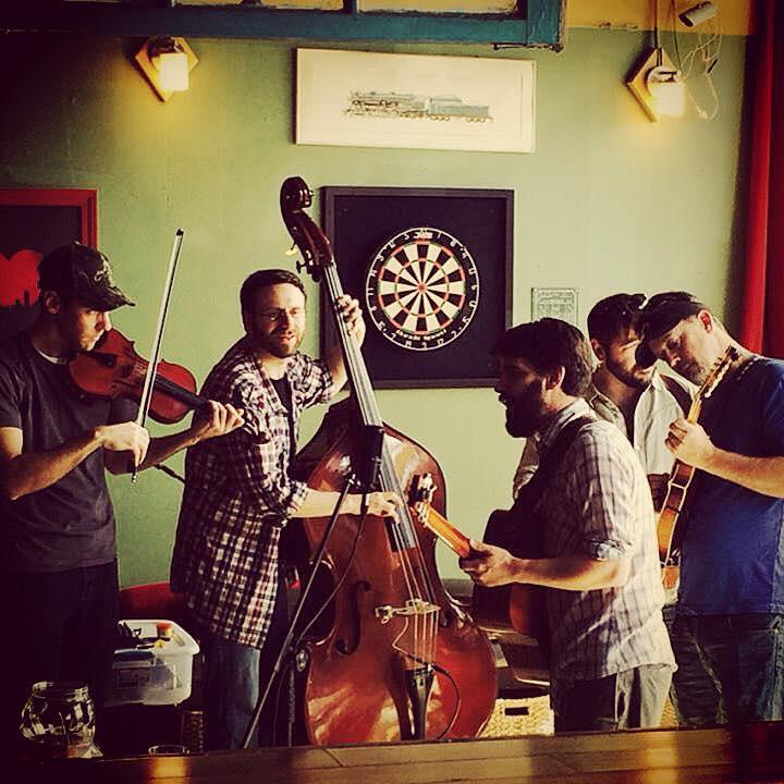 Georgia Mountain String Band — July 16, 2015 — Red Light Café, Atlanta, GA