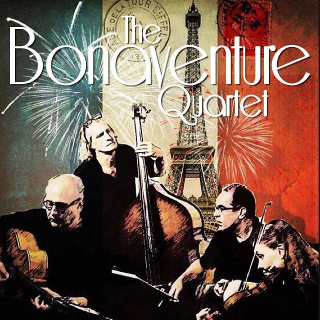 The Bonaventure Quartet — November 15, 2015 — Red Light Café, Atlanta, GA