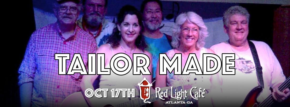 Tailor Made — October 17, 2015 — Red Light Café, Atlanta, GA